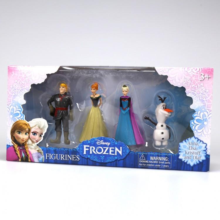 Disney Frozen Figurines 4 Pack