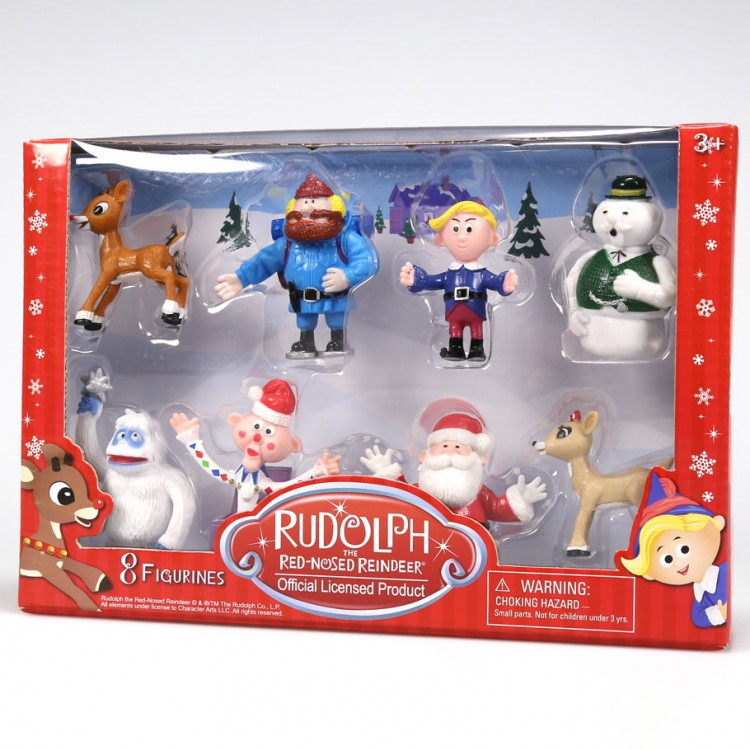 Rudolph: Set 1 (8 Pack)