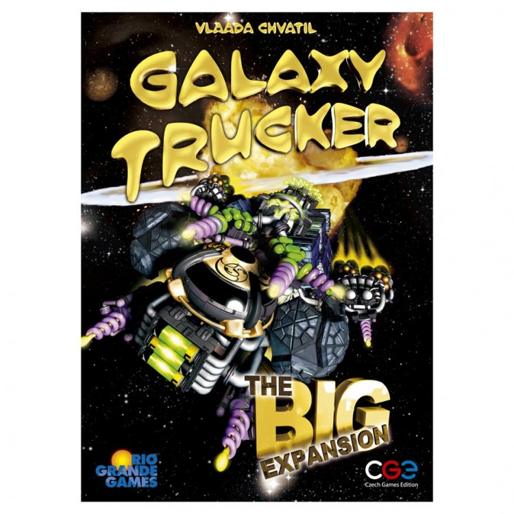 Galaxy Trucker - Big Expansion