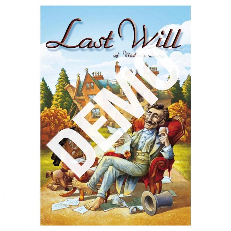 Last Will DEMO