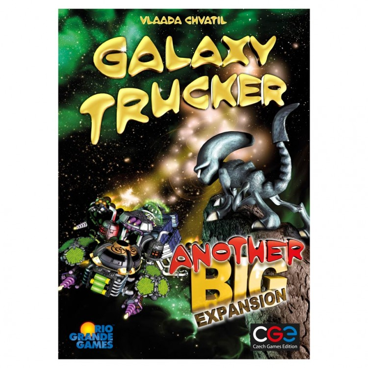 Galaxy Trucker: Another Big Exp