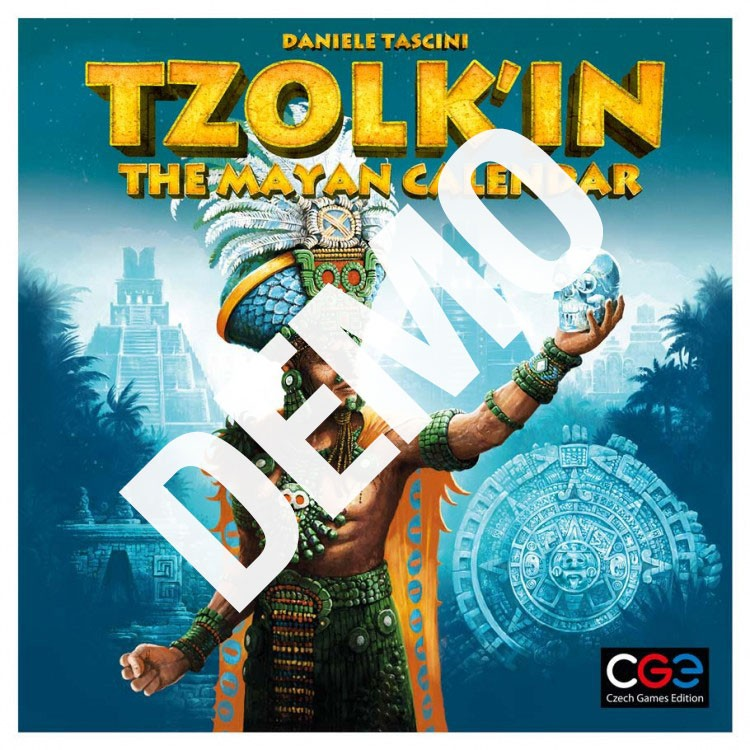 Tzolk'in: The Mayan Calendar DEMO