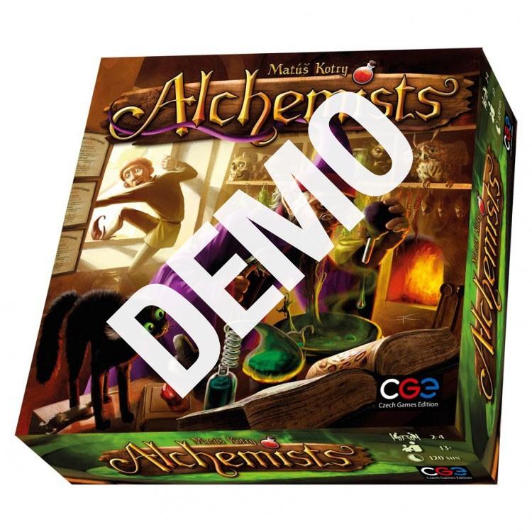 Alchemists DEMO