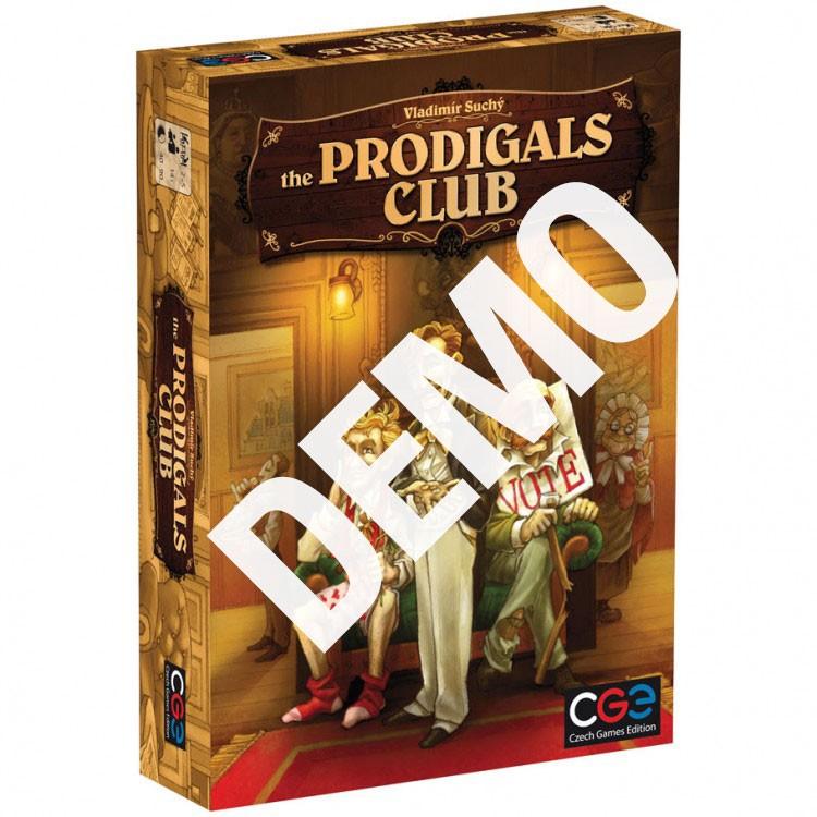 The Prodigals Club DEMO