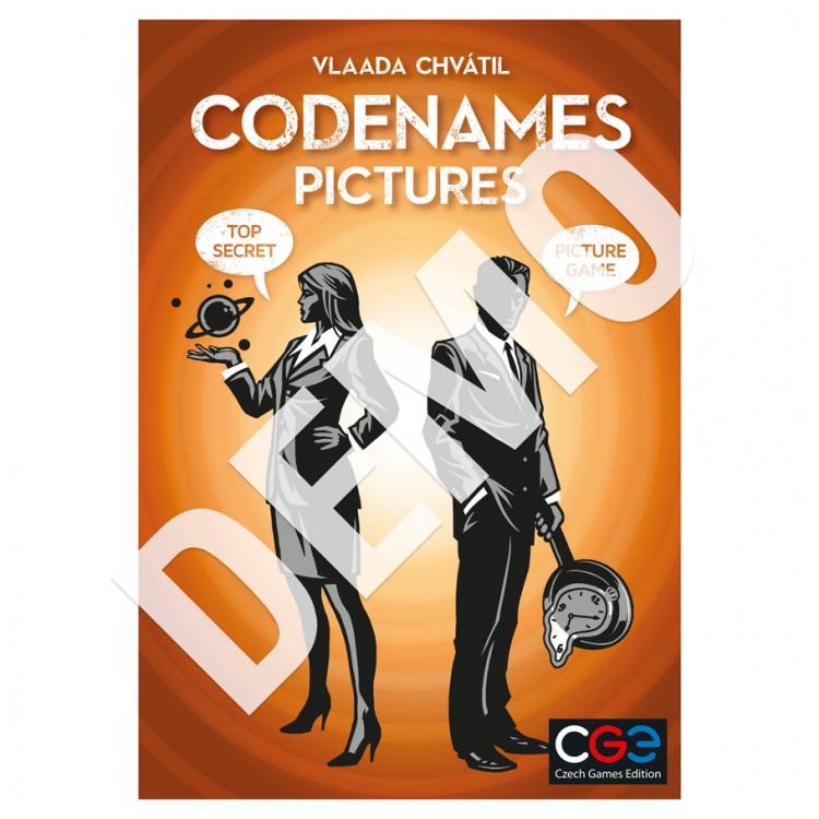 Codenames: Pictures Demo