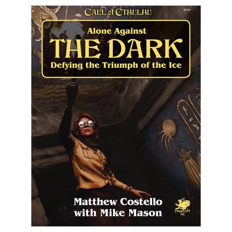 CoC: 7E: Alone Against the Dark