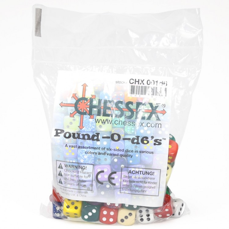 Pound of d6