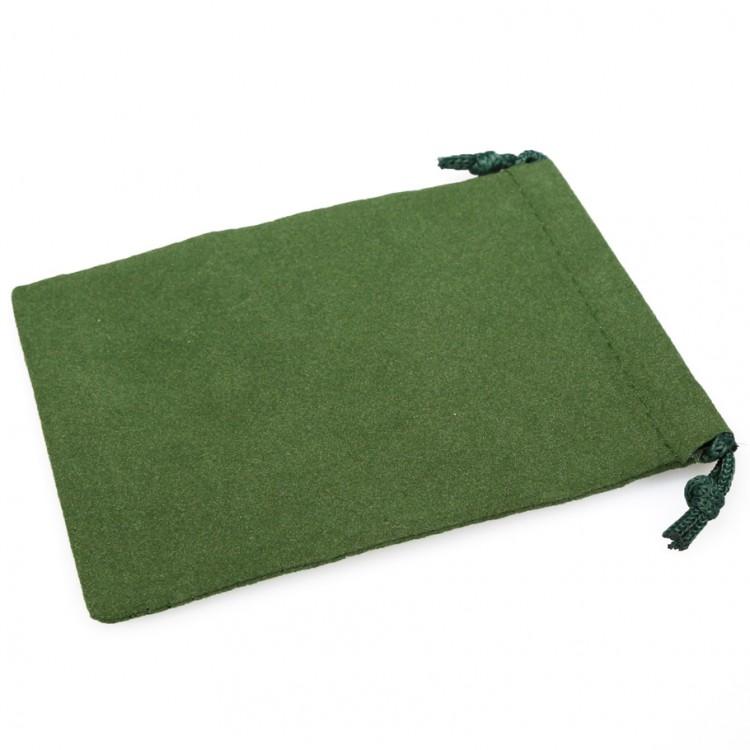 Dice Bag: SM Suede Cloth GR