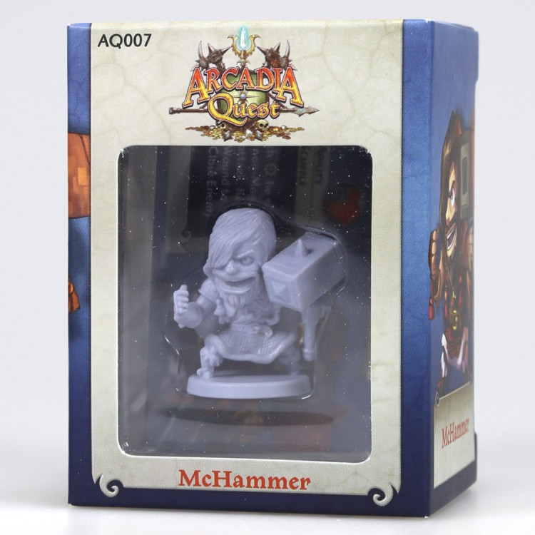 AQ: McHammer