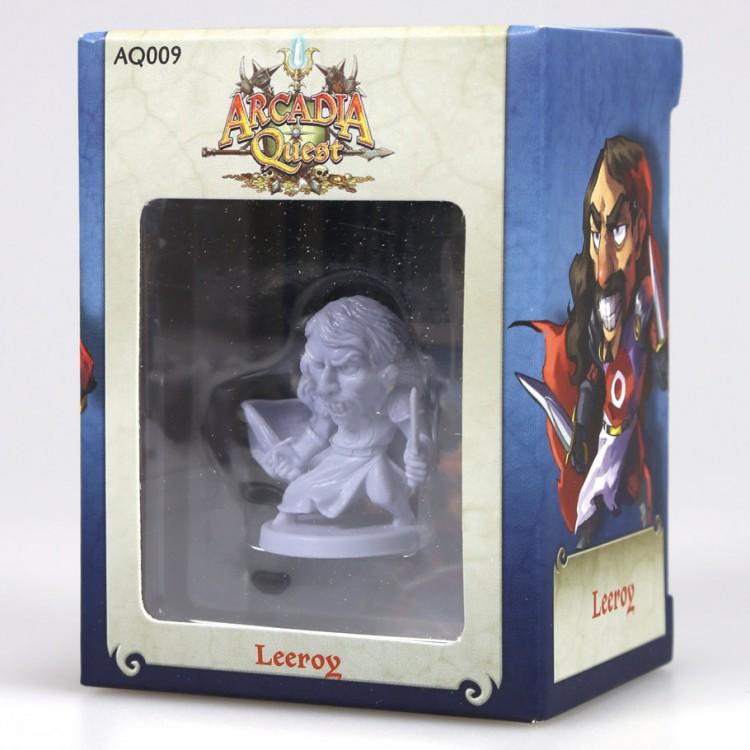 AQ: Leeroy