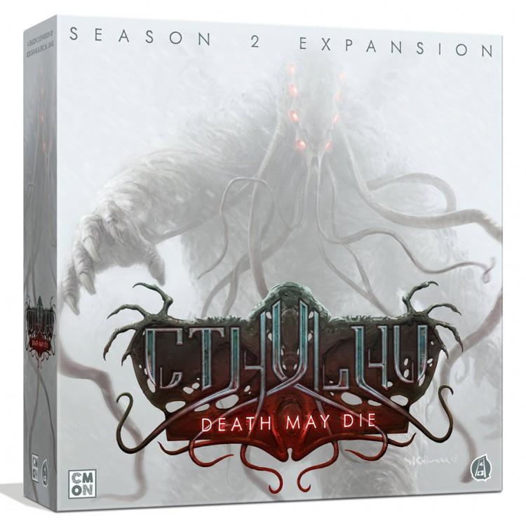 Death May Die: Season 2