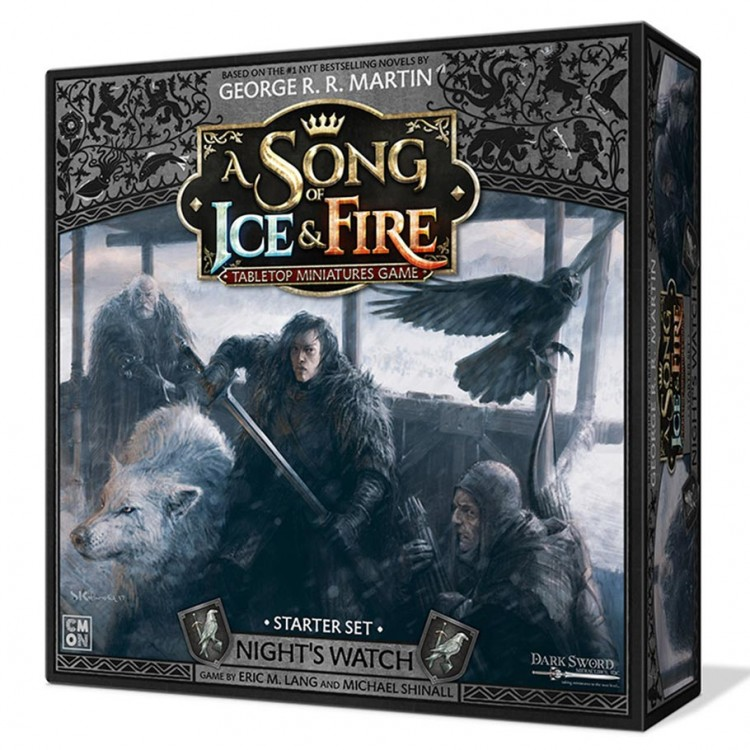 ASoIaF: TMG: Night's Watch Starter Set