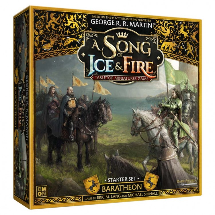 ASoIaF: Baratheon Starter Set