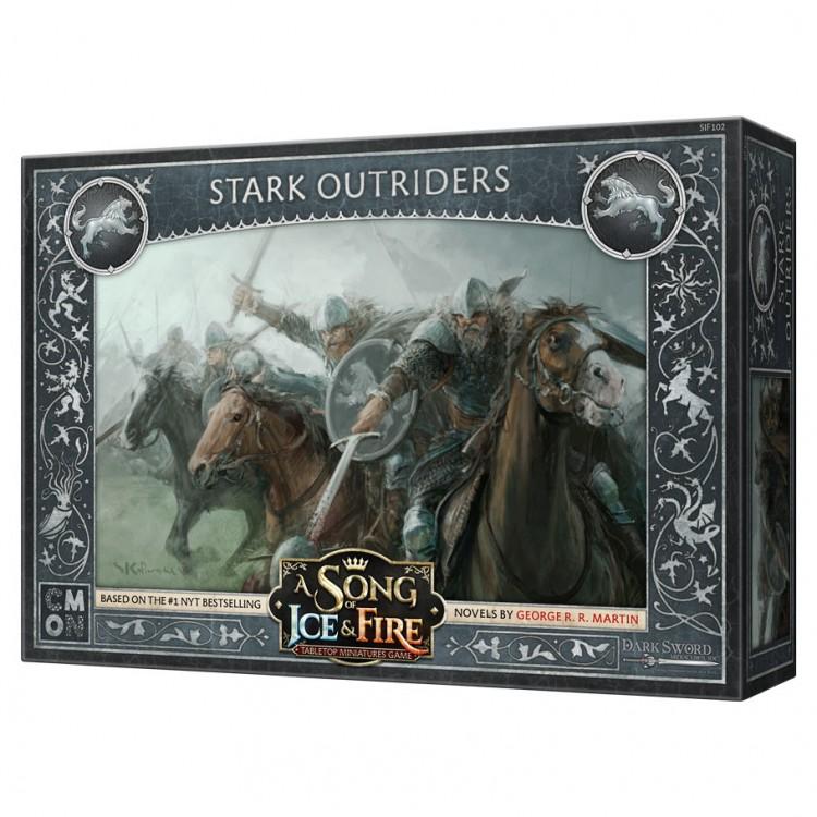 ASoIaF: TMG: Stark Outriders