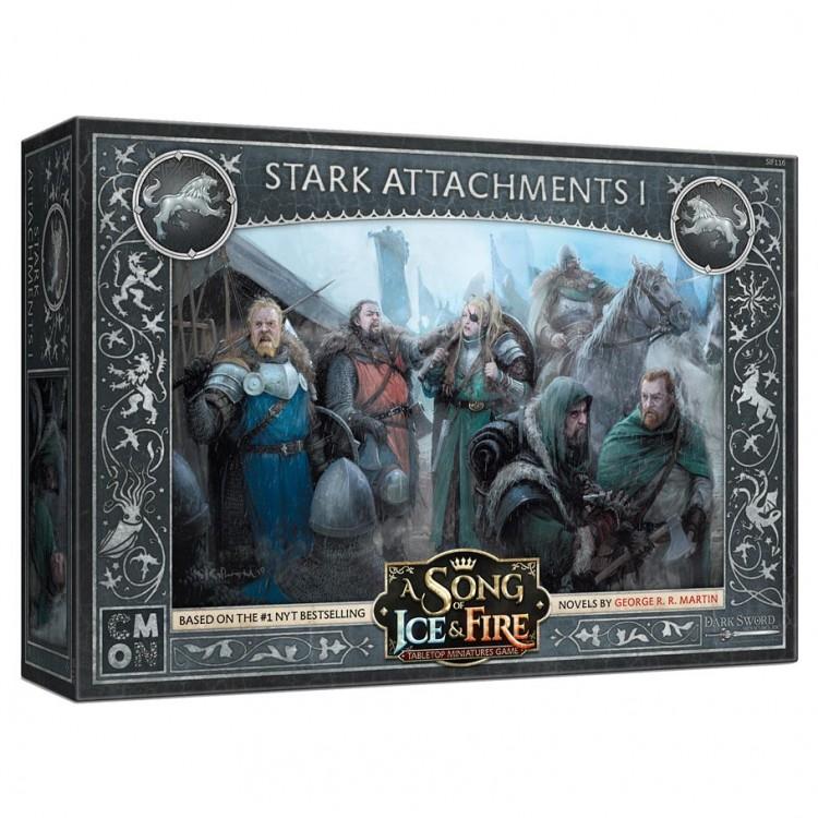 ASoIaF: Stark Attachments #1