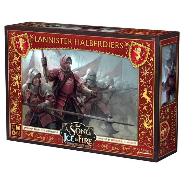ASoIaF: TMG: Lannister Halberdiers