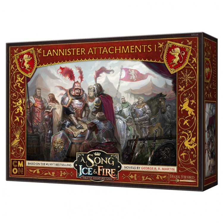 ASoIaF: Lannister Attachments #1