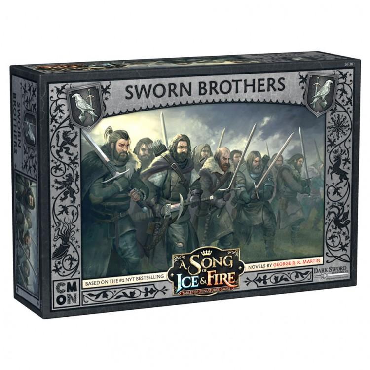 ASoIaF: TMG: Sworn Brothers