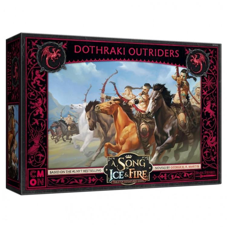 ASoIaF: Targaryen Dothraki Outriders