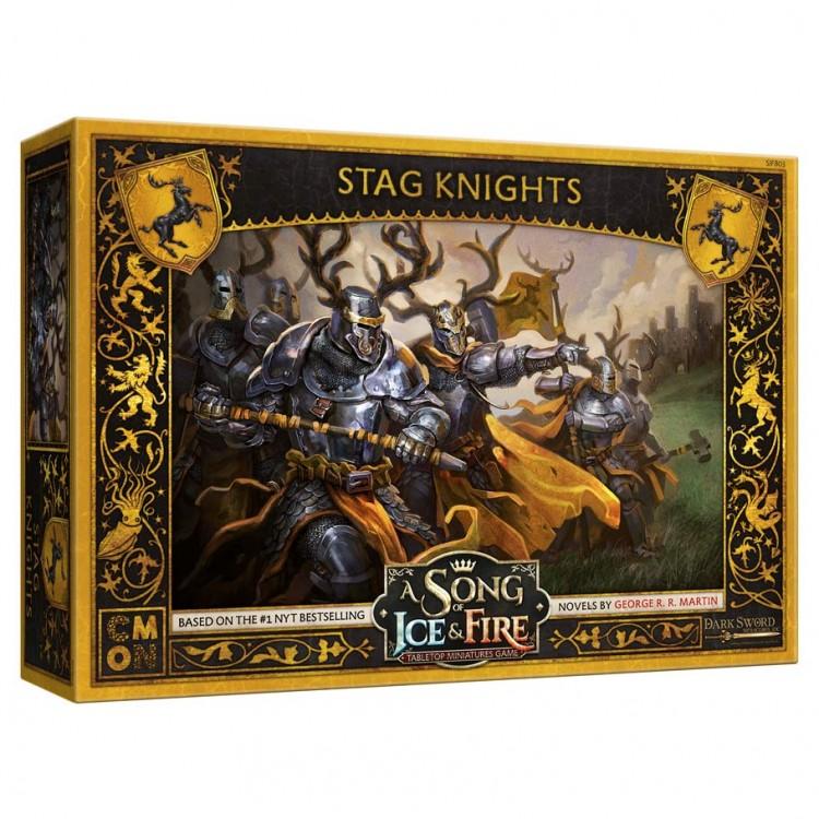 ASoIaF: Stag Knights