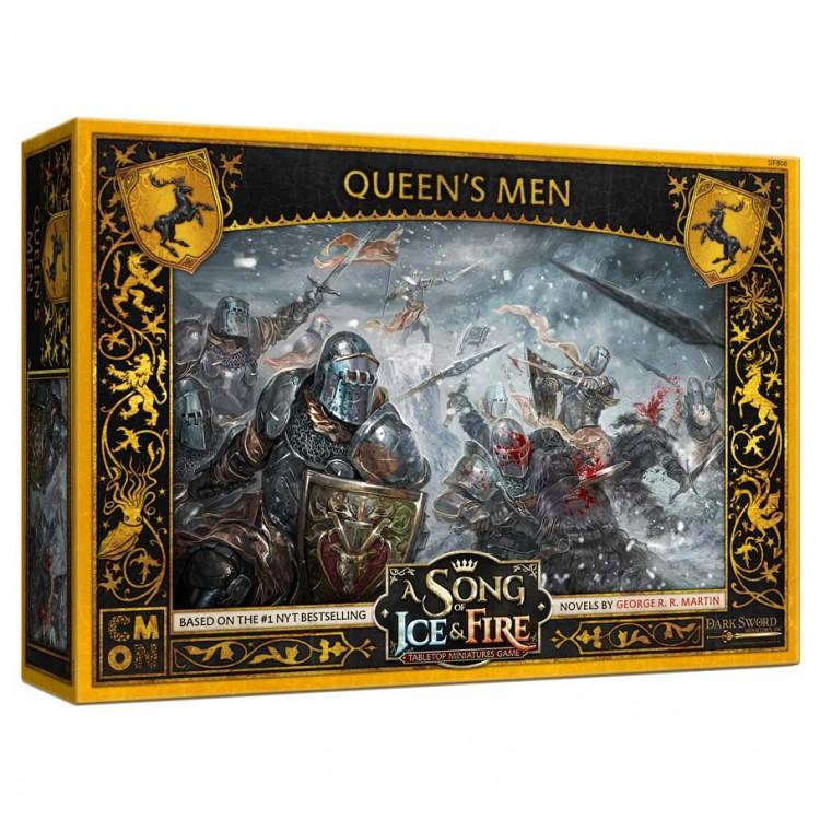 ASoIaF: Baratheon Queen's Men