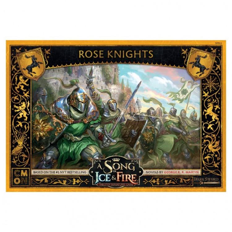 ASoIaF: Rose Knights