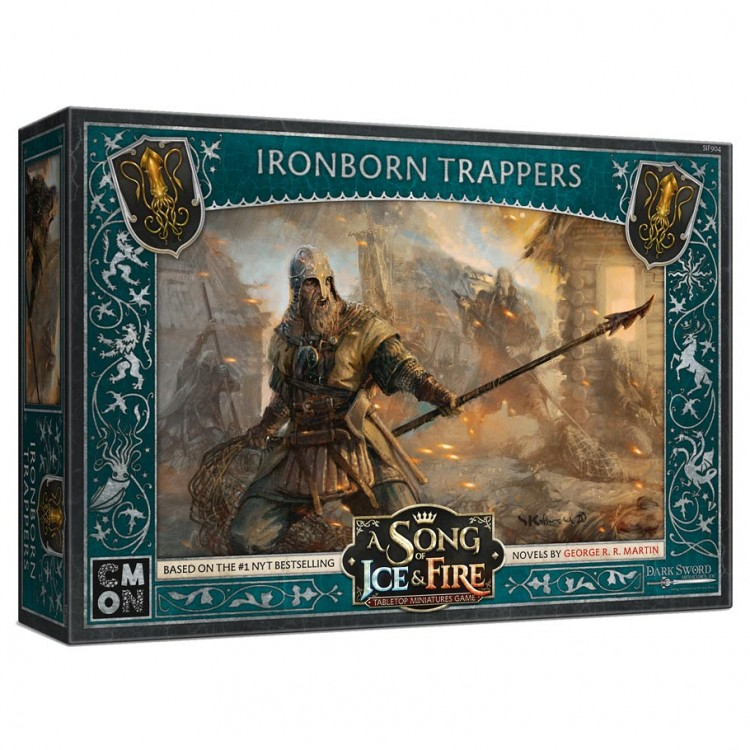 ASoIaF: Ironborn Trappers