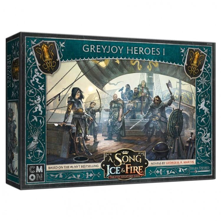 ASoIaF: Greyjoy Heroes #1