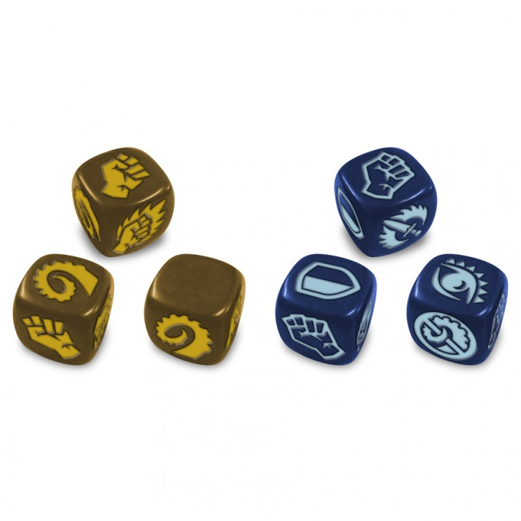 The Others: 7 Sins: Dice Pack