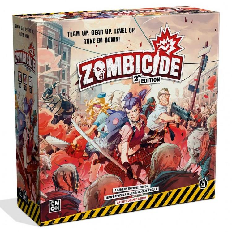 Zombicide 2E