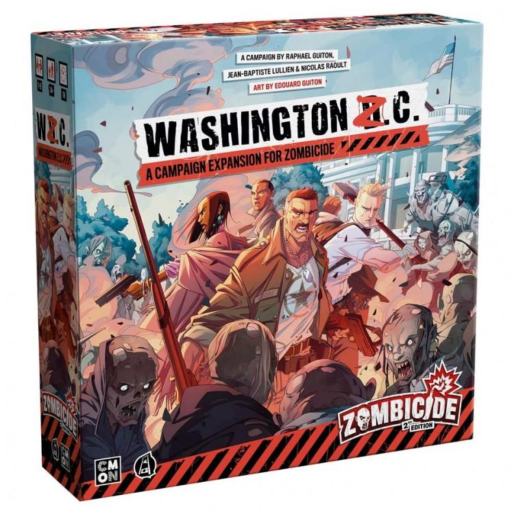 Zombicide 2E: Washington Z.C.