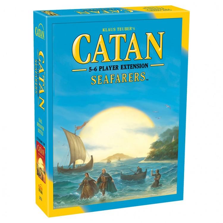 Catan Ext: Seafarers 5-6 Player