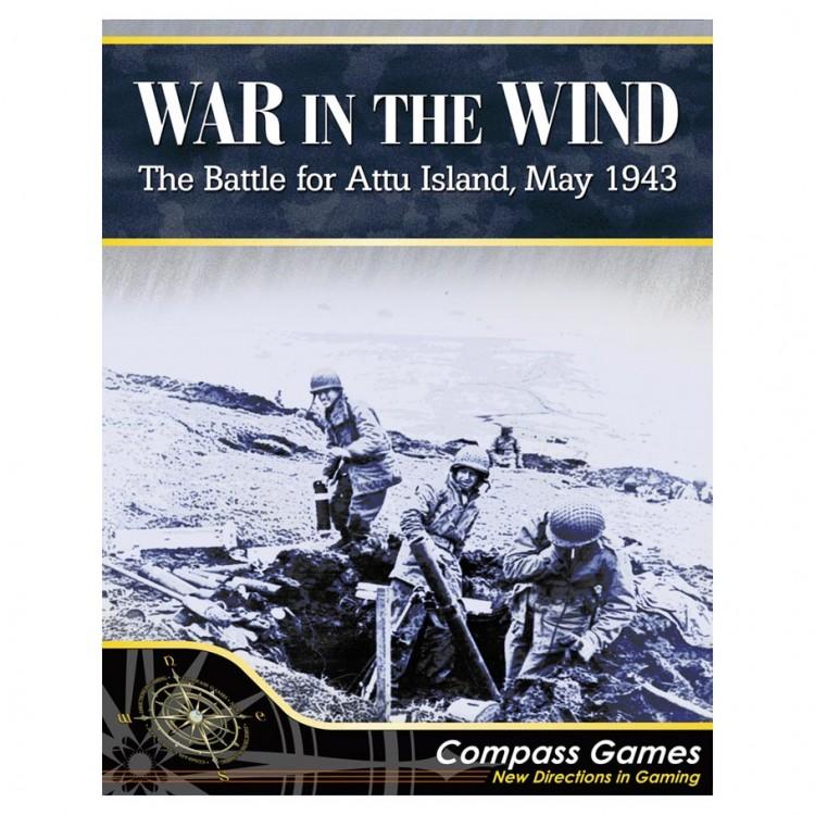 War In The Wind: Battle of Attu 1943