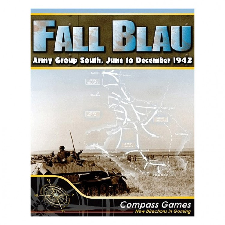 Fall Blau: Army Group South June to Dec