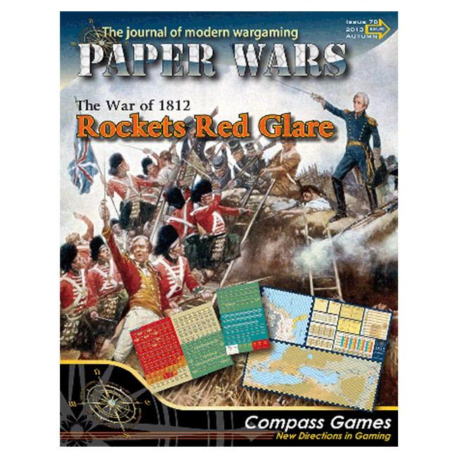 Paper Wars 78: Rockets Red Glare