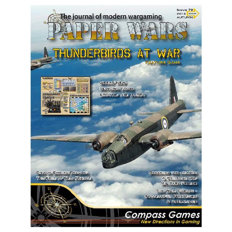 Paper Wars 79: Thunderbirds at War