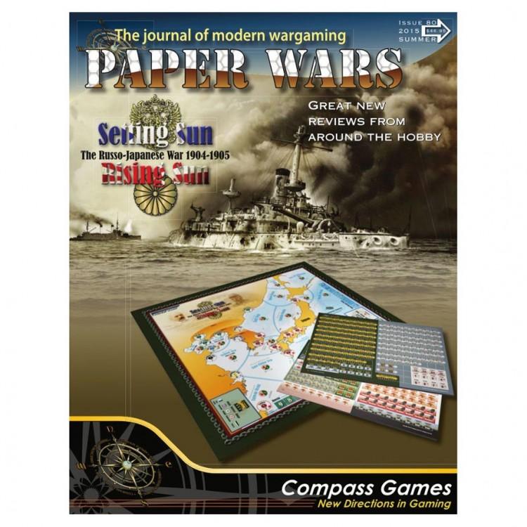 Paper Wars 80: Setting Sun, Rising Sun