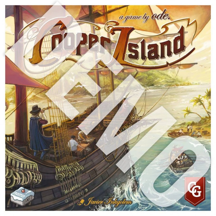 Cooper Island Demo