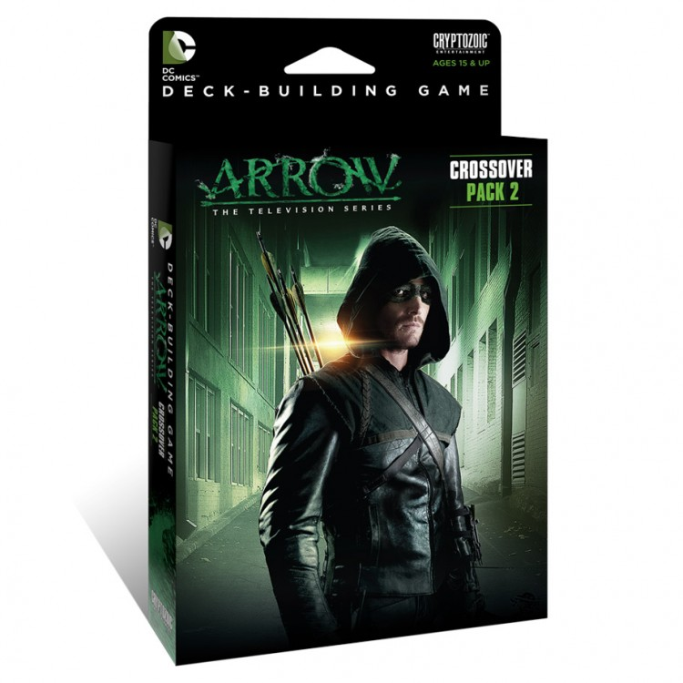 DC Comics DBG: Crossover 2 Arrow
