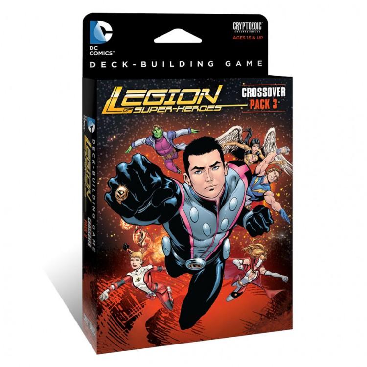 DC Comics DBG: Crossover 3 Legion of Su