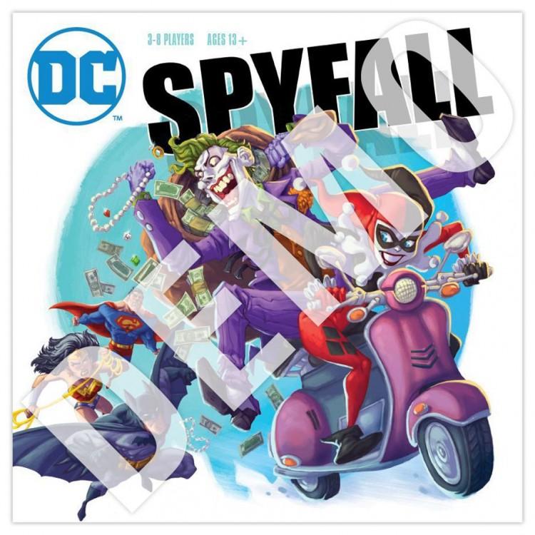 DC Comics Spyfall DEMO