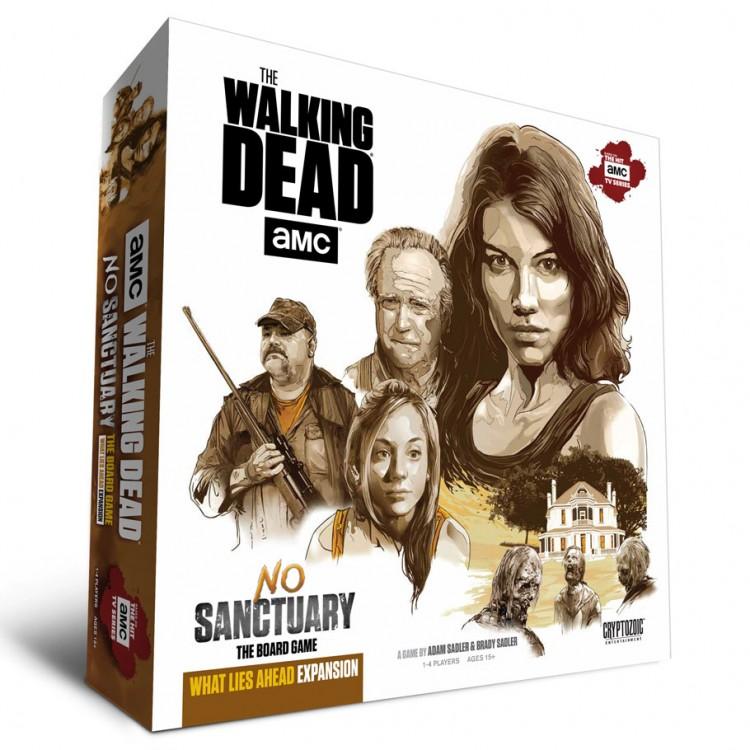 Walking Dead: What Lies Ahead
