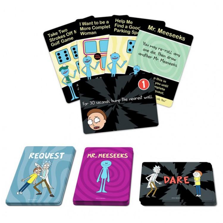 Rick & Morty: Mr. Meeseeks' Box O' Fun