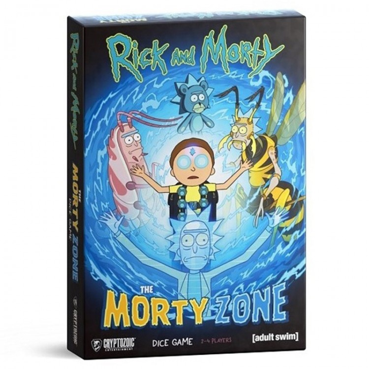 Rick & Morty: The Morty Zone DG Disp(12)
