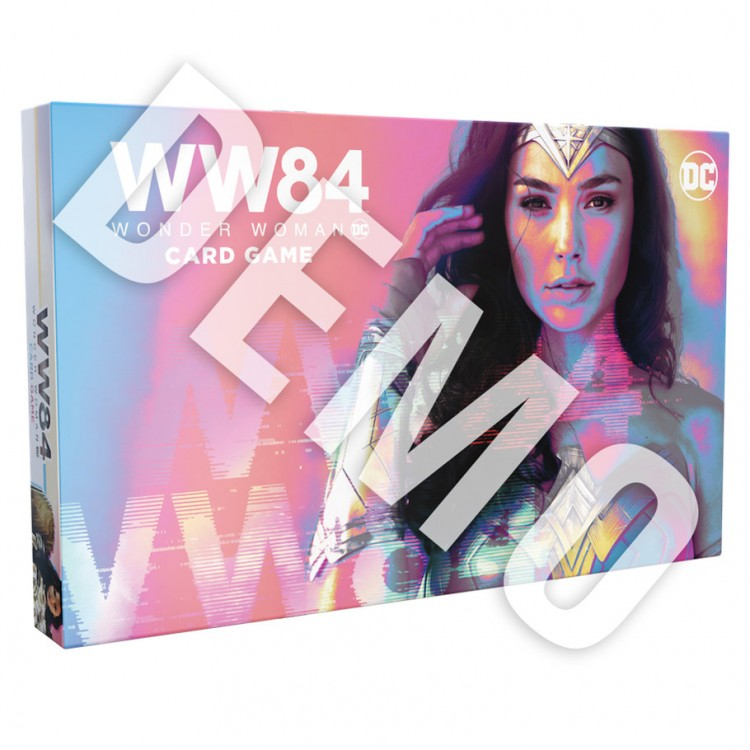 Wonder Woman 84 DEMO