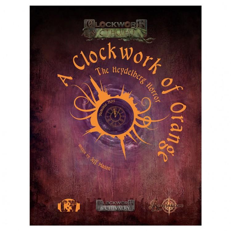 CC: Clockwork Orange Heydelberg Horror