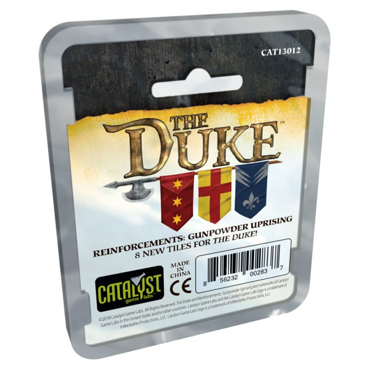 The Duke: Reinforcements: Gunpowder