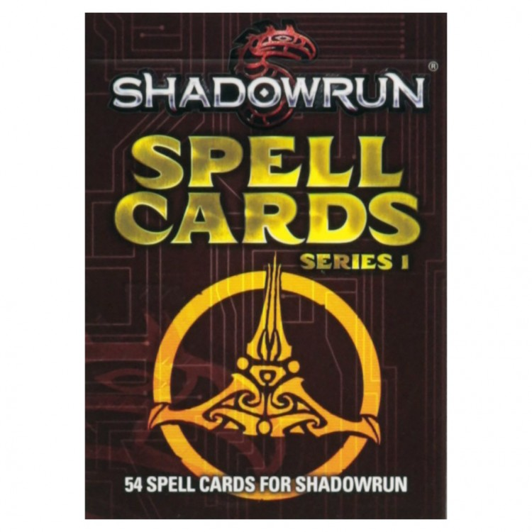 SR: Spell Cards, Series 1