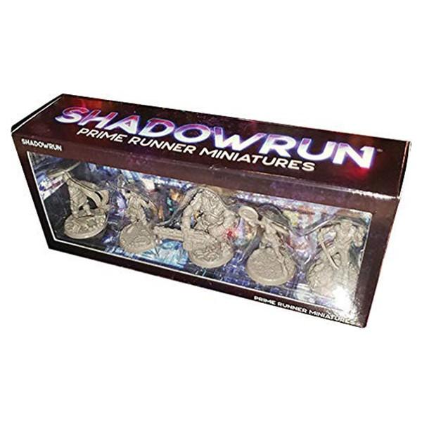 SR: Prime Runner Miniatures