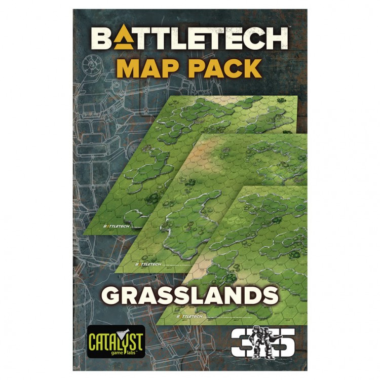 BT: Map Set Grassland